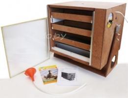 Инкубатор «БЛИЦ ПОСЕДА Р-5 » на 150 яиц (механический переворот, цифровой терморегулятор, вентилятор)