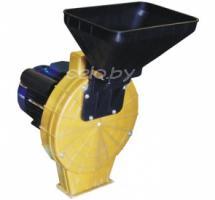 Мельница молотковая ИК-1 (зернодробилка + кормоизмельчитель)