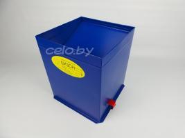 Измельчитель зерна (зернодробилка, мельница)  «Бизон» (400кг/ч)