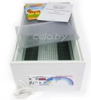 Инкубатор «БЛИЦ НОРМА СЕЗАМ» на 90 яиц (ручной переворот, цифровой терморегулятор, вентилятор)