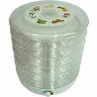 Сушилка для овощей и фруктов ЭСОФ-0,6/220 Ветерок-2 (6 подднов, прозрачный)
